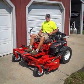 Larry Arnett, Arnett Outdoor Services