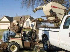 Grasshopper with PowerVac HighLift