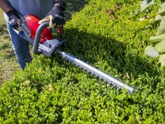 Battery powered TGi 45 Hedge Trimmer