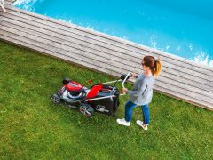 Battery powered Battery-powered Lawn Mowers